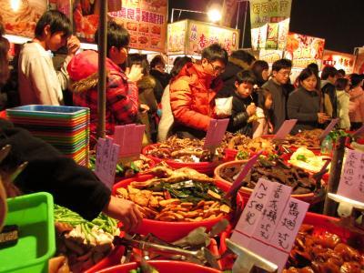 台湾最大級の夜市