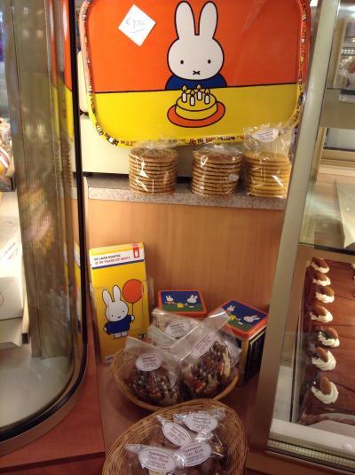 ミッフィークッキーは本当に美味しかった。