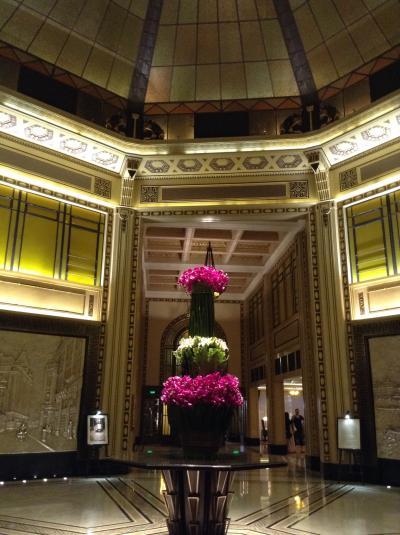 歴史のあるホテル