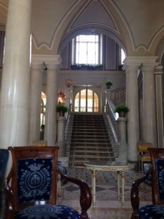 高級ホテルで、綺麗なところです。