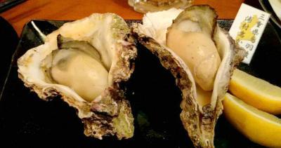 新鮮な牡蠣を食べたくなったら京都錦の「だいやす」へ