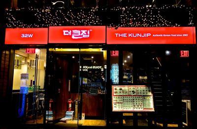 本場ソウルの店にも負けない味とサービス