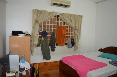 シングル・エアコン付きの部屋