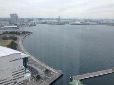 外観が横浜らしいホテル