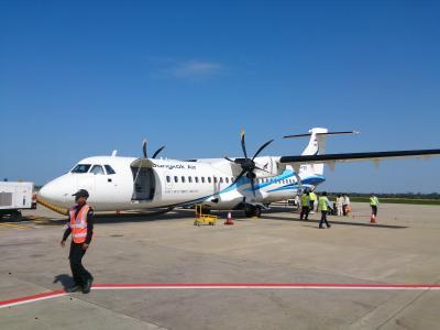 バンコクエアウェイズPG903便(JL5963便)