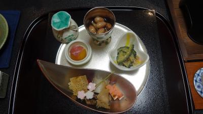 城山観光ホテル 割烹 楽水