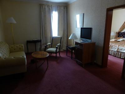 コストパーフォーマンスの良いホテルです