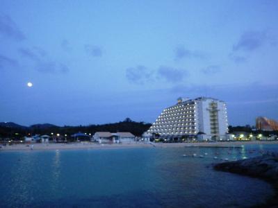リゾートらしい楽しめる設計のホテル
