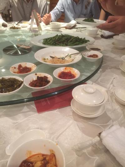 辛めの麻婆豆腐がおいしい
