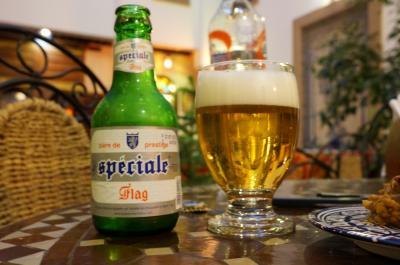 ホテルで飲めるビール