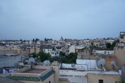 屋上(バルコニーからの眺望)