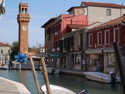 ベネチアからほんの少し足を伸ばして