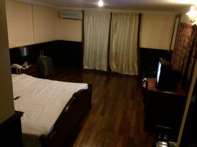 落ち着いたホテル