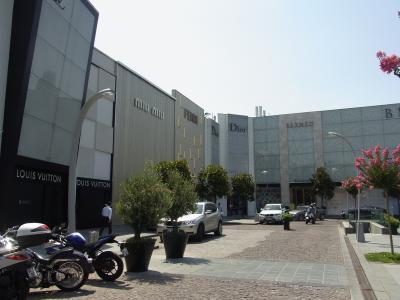 イスタンブルで一番の高級ショッピングモール