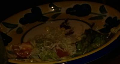 食べた後に写真を撮り忘れに気づきました。