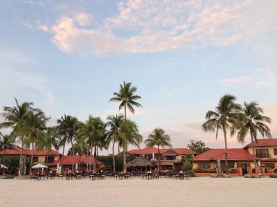 静かで本当にリラックスできるビーチリゾート