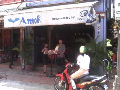 カンボジア家庭料理が食べられます!