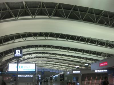 24時間運用している国際空港