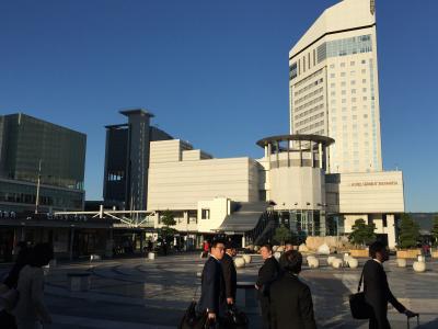 高松駅前に有るシティーホテルです