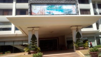 中国人、韓国人、日本人の団体客が多いホテル