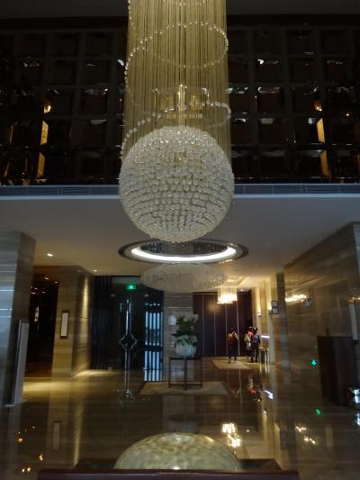 黄山山頂ホテルです