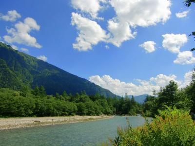 碧い空と雄大な景色が清々しかった