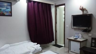 清潔感あるホテル