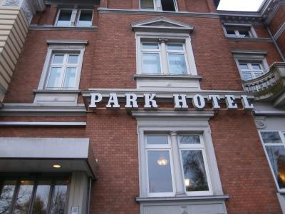 外観は隣のホテルに負けているが・・・