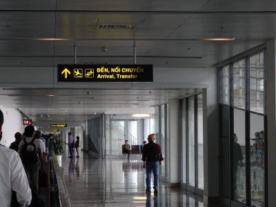 ターミナルが新しくなって便利に
