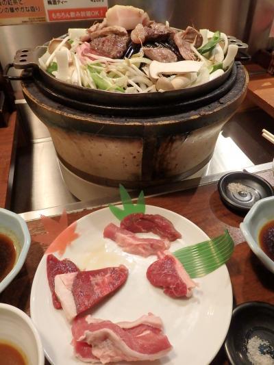 いろいろ食べられて楽しかったです。