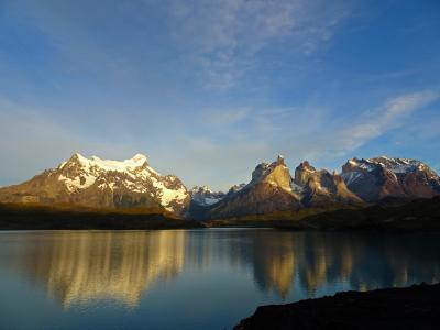 裏山に登ると,完璧なまでの絶景が見渡せます