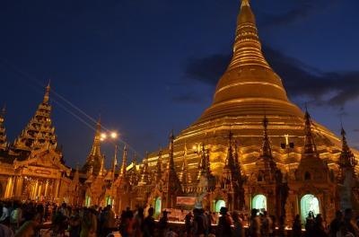 ヤンゴンの名所