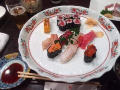 塩釜では有名な寿司店