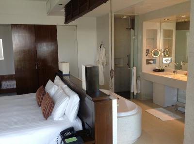朝飯ウマい!部屋もきれい。でも、チョイチョイ気になるところが・・・。