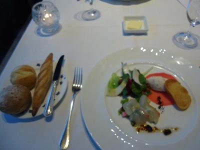 食事が美味しかった