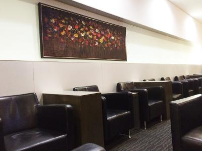 那覇空港のクレジットカードラウンジ|到着時の時間調整に