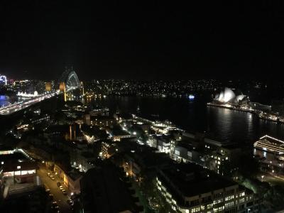 シドニーを実感できる部屋