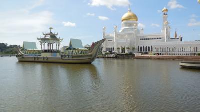 優美なニュー・モスク