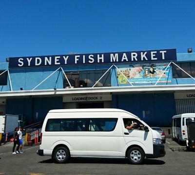 sydny fish market