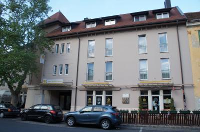 セント ゲッレールト ホテル (ホステル)