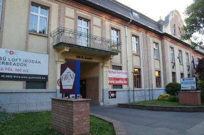 フォーチュナ ホテル ブダペスト YH(ユースホステル)