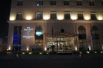 コンコルドホテル ドーハ
