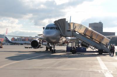 シェレメーチエヴォ国際空港