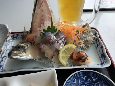 美味しいお魚が食べられます