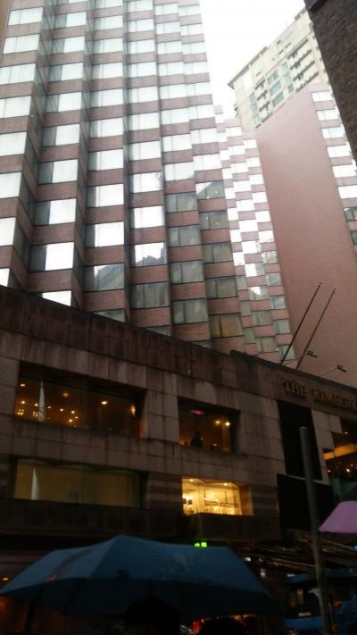 初香港で選んで良かったホテル