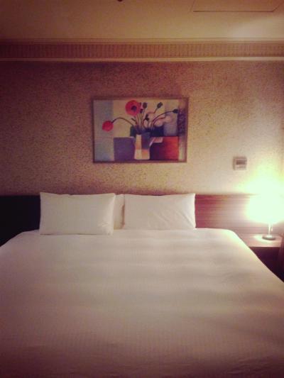 お部屋で温泉が楽しめて観光地淡水にも近いホテル。