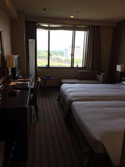 成田の東急ホテル