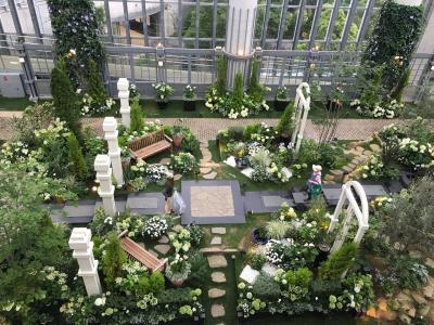 季節ごとに訪れたい植物園