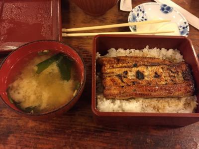 台北で鰻をリーズナブルに食べたい時はココ!