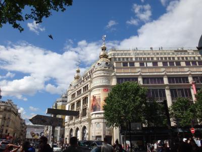 パリでの買い物はここでまとめて